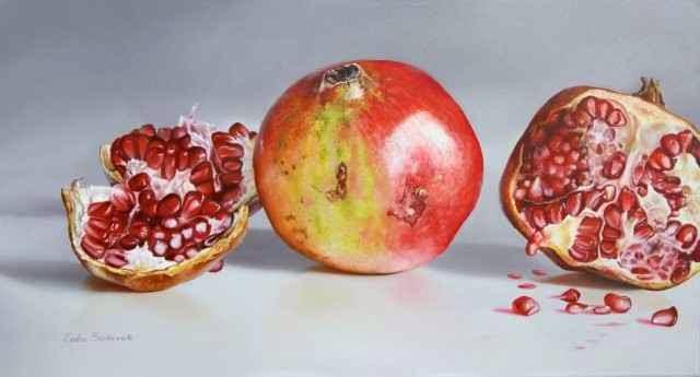 Венисуэльский художник-реалист. Carlos Bruscianelli