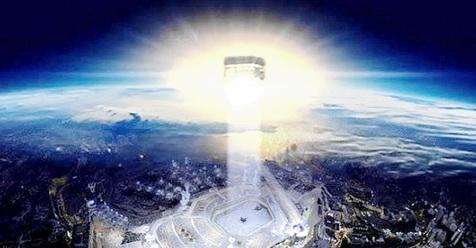 Masya Allah, Inilah Ka'bahnya Para Malaikat Yang Terletak Di Langit Ketujuh