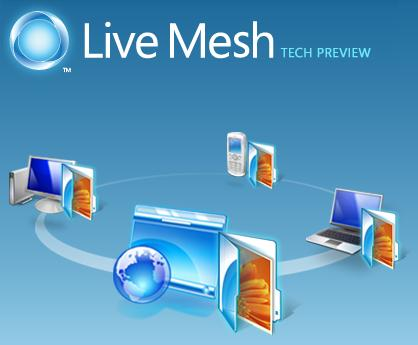 How to install and configure windows live mesh 2011.