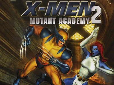 X-Men Mutant Academy 2 Apk Terbaru