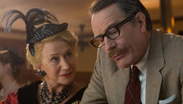 "Cranston, Mirren, Lane, Goodman en: ""Trumbo"", Trailer"