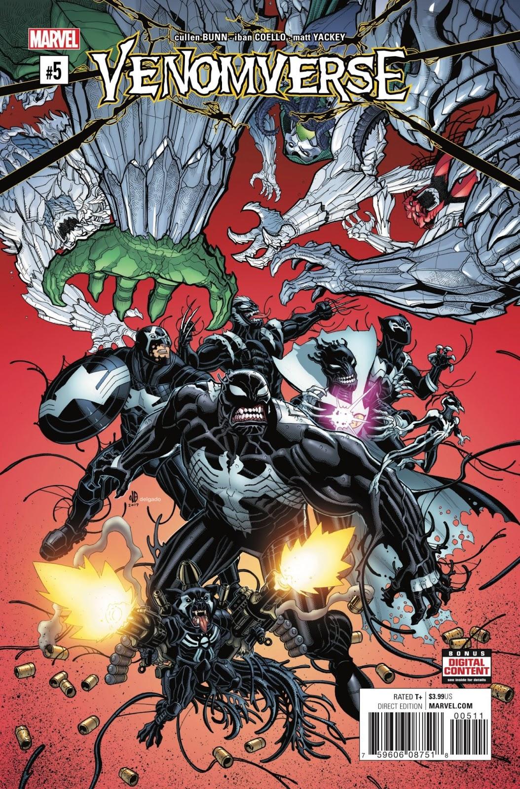 The Venom Site Venomverse 5 Preview