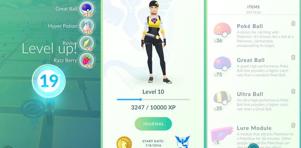 Daftar Lengkap Unlockable Item di Pokemon GO