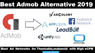 Best Admob Alternative Ad Networks for Thunkable 2020