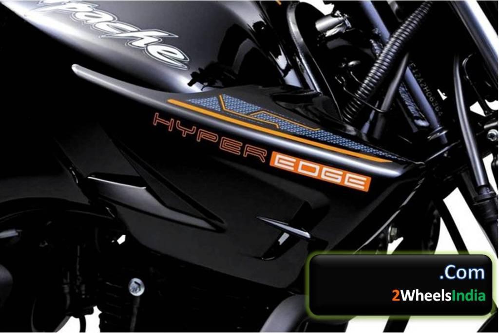 TVS Apache RTR Hyper-Edge | MechaRocks