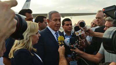 Netanyahu inicia en Uganda una histórica gira de cuatro días por África