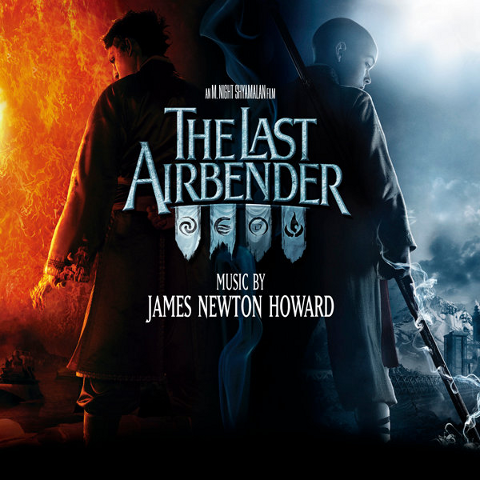 The Last Airbender, James Newton Howard