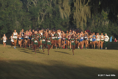 2017 Florida State Cross-Country Invitational