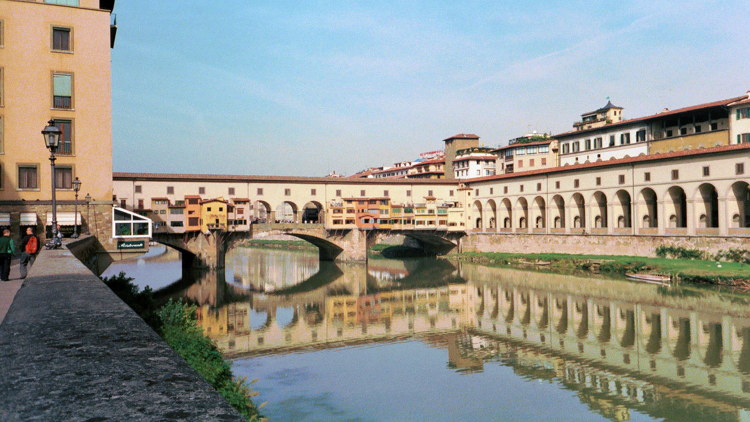 World Beautifull Places Ponte Vecchio Itlay 2013