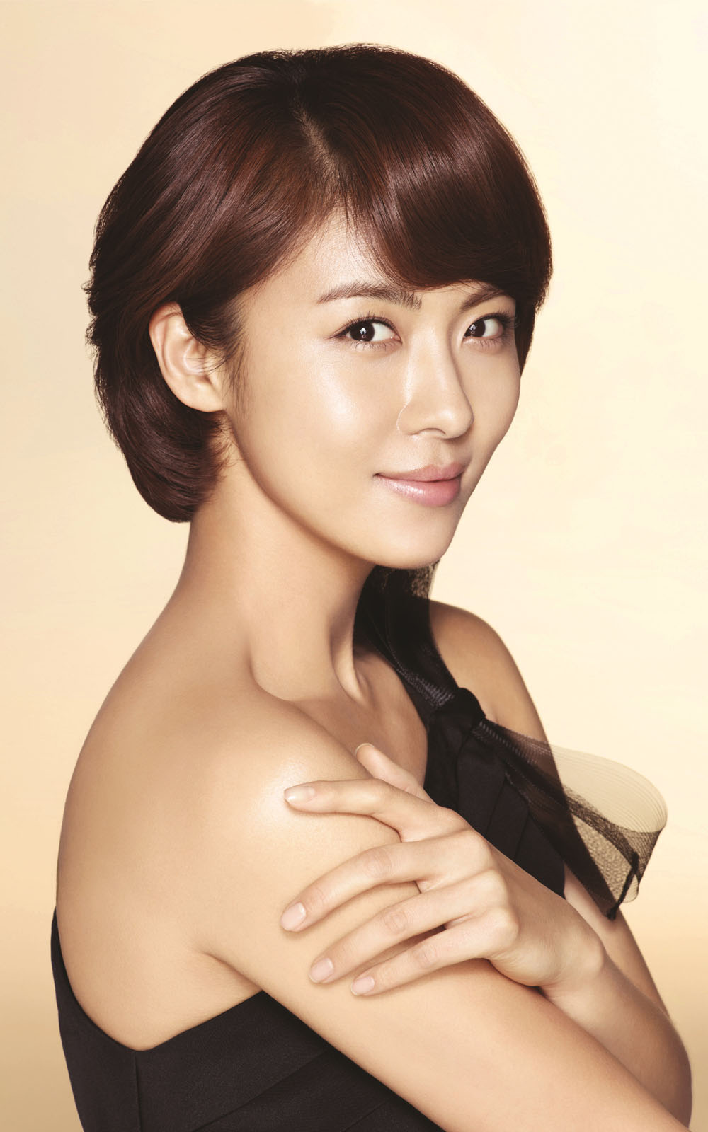 Korean celebrity song ji hyo love scene