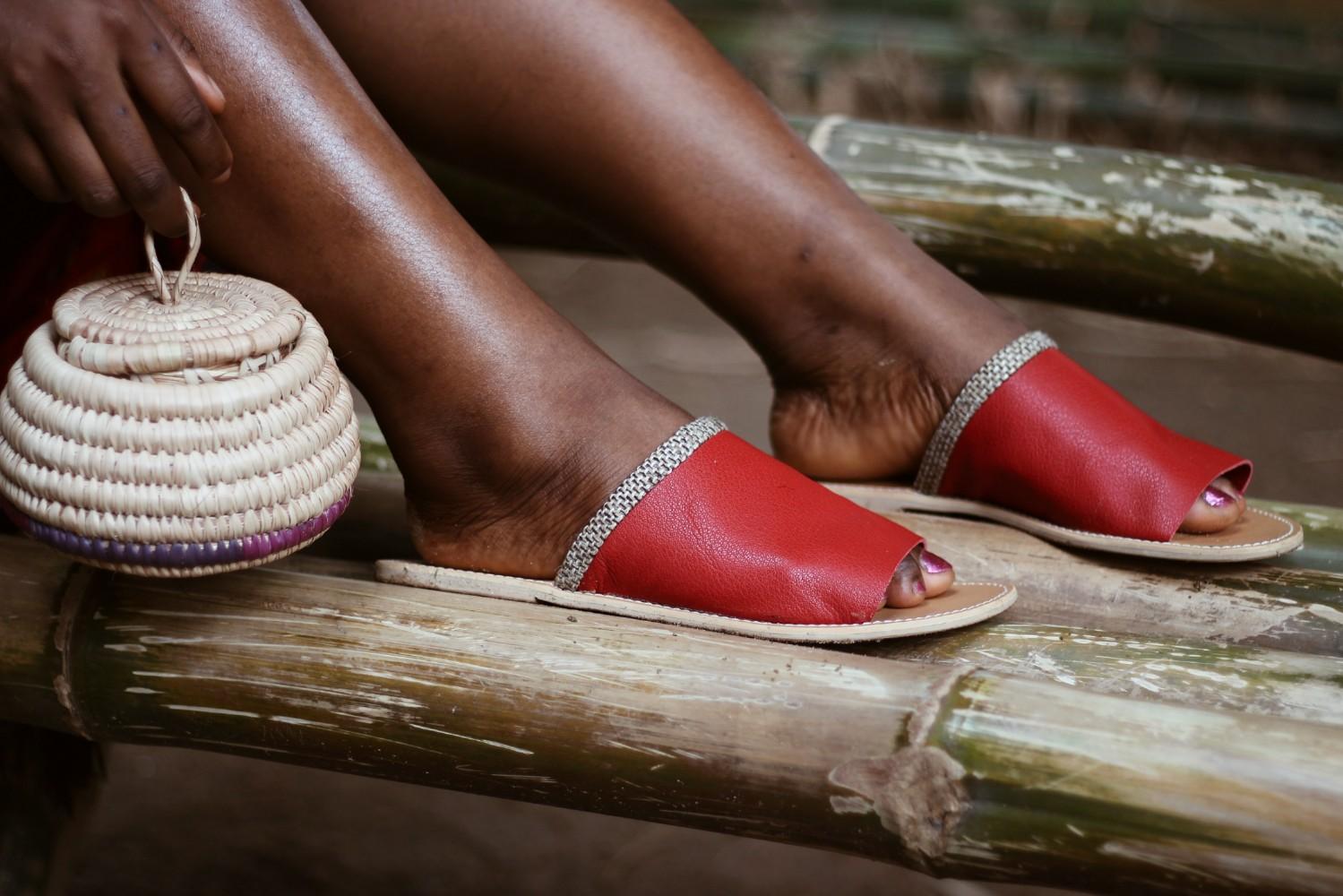 made in Nigeria footwear brand