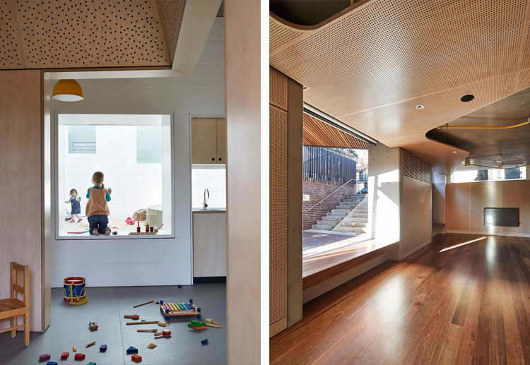 AEC - Architecture of Early Childhood: A new centre in
