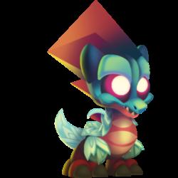 Dragon Étrange (Enfant)