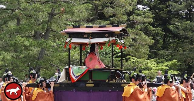La Saio Dai femme de bonne famille et célibataire de Kyoto
