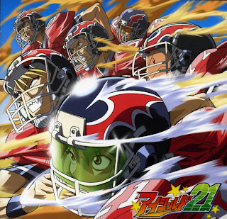 Eyeshield 21 - Episódios