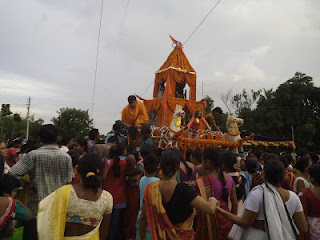 Ratha Yatra SMS