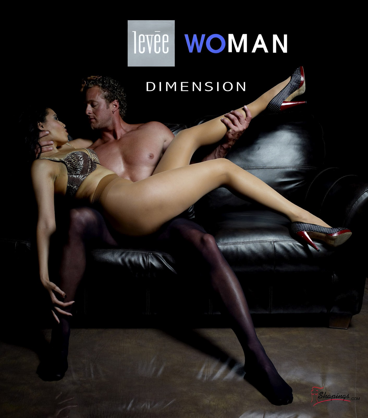 Woman Pantyhose For Men 111