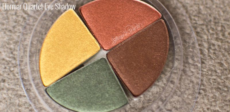 perfect palette tag flormar quartet eye shadow