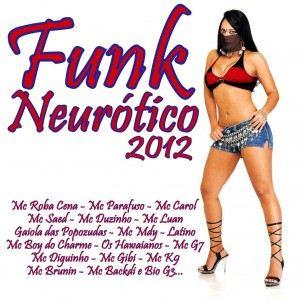 cd funk neurotico 2012