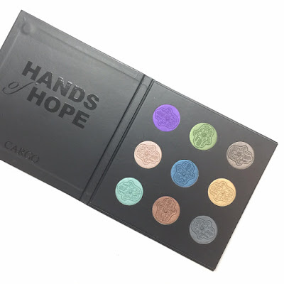 "Cargo ""Hands of Hope"" palette,"