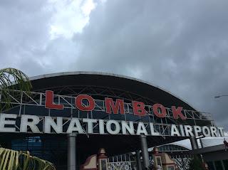 lombok airport
