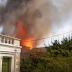 Εικόνες θλίψης από την πυρκαγιά στη Λευκάδα (video+photos)