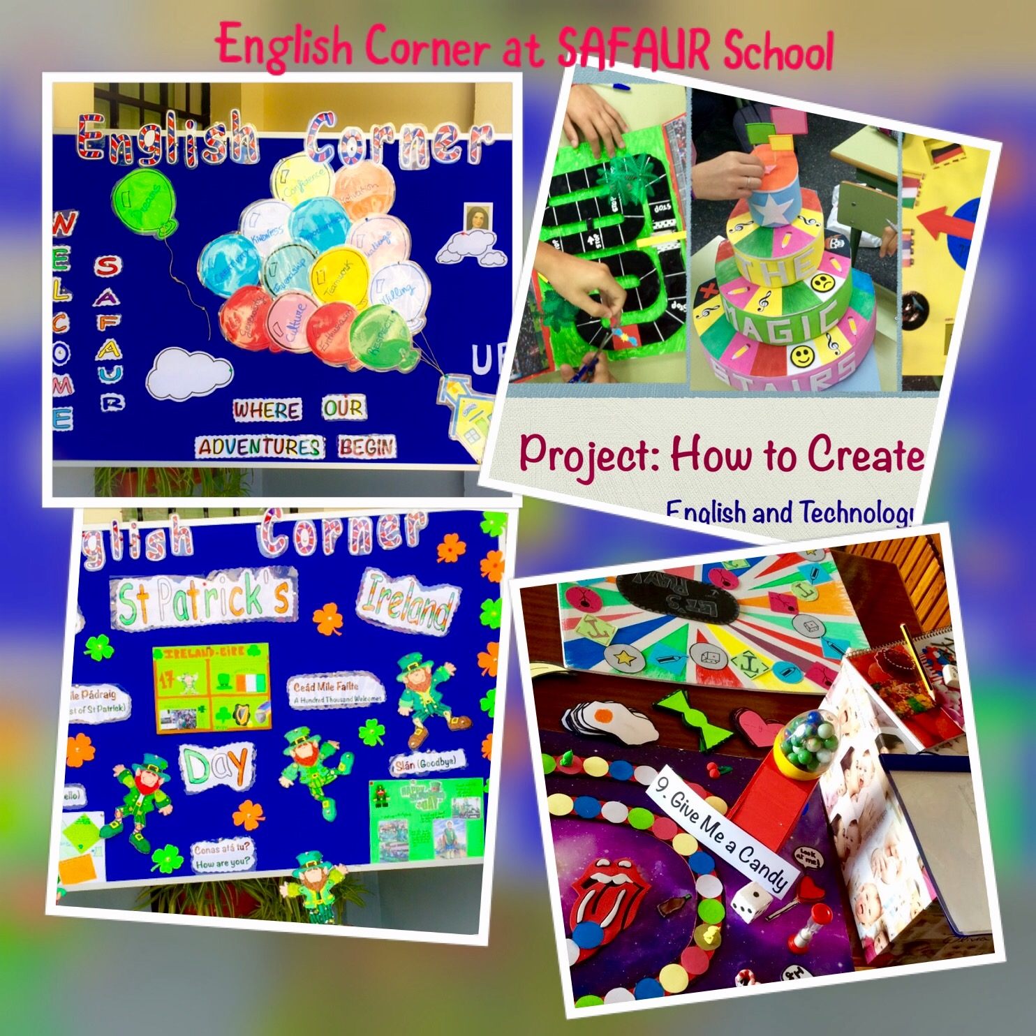 Valme S English Corner Are You Decorating Your English Classroom