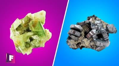10 minerales que tal vez no conocias #2 (segunda parte)