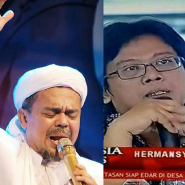 Tanggapi Pembacokan Hermansyah, Habib Rizieq Berikan Pesan-Pesan Menggetarkan