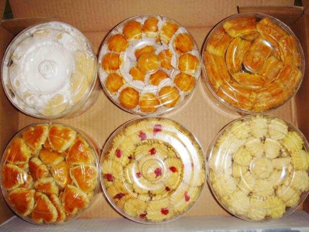 Resep Kue Bangkit Jtt: Aneka Kue Kering: 6 Resep Kue Kering Spesial Yang Patut Dicoba