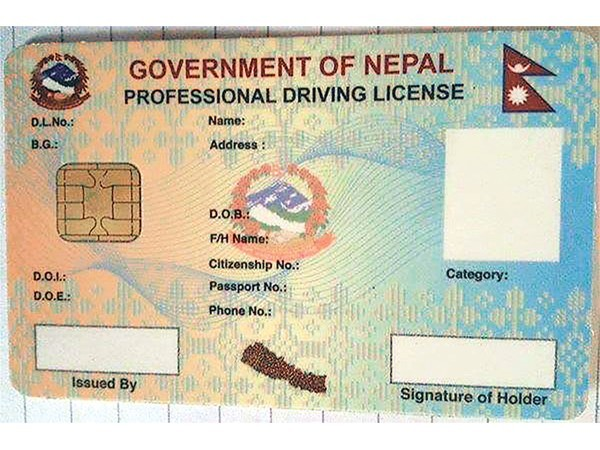 process to check driving license from dotm by sms - promod-a