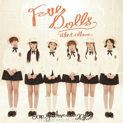 5DOLLS (F-ve Dolls) – First Love – EP (WAV + ITUNES PLUS AAC M4A)