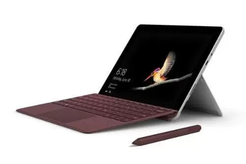 Microsoft Surface Go best quality price windows tablet