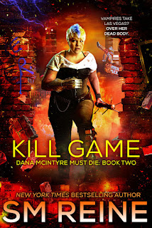 Kill Game by S.M. Reine