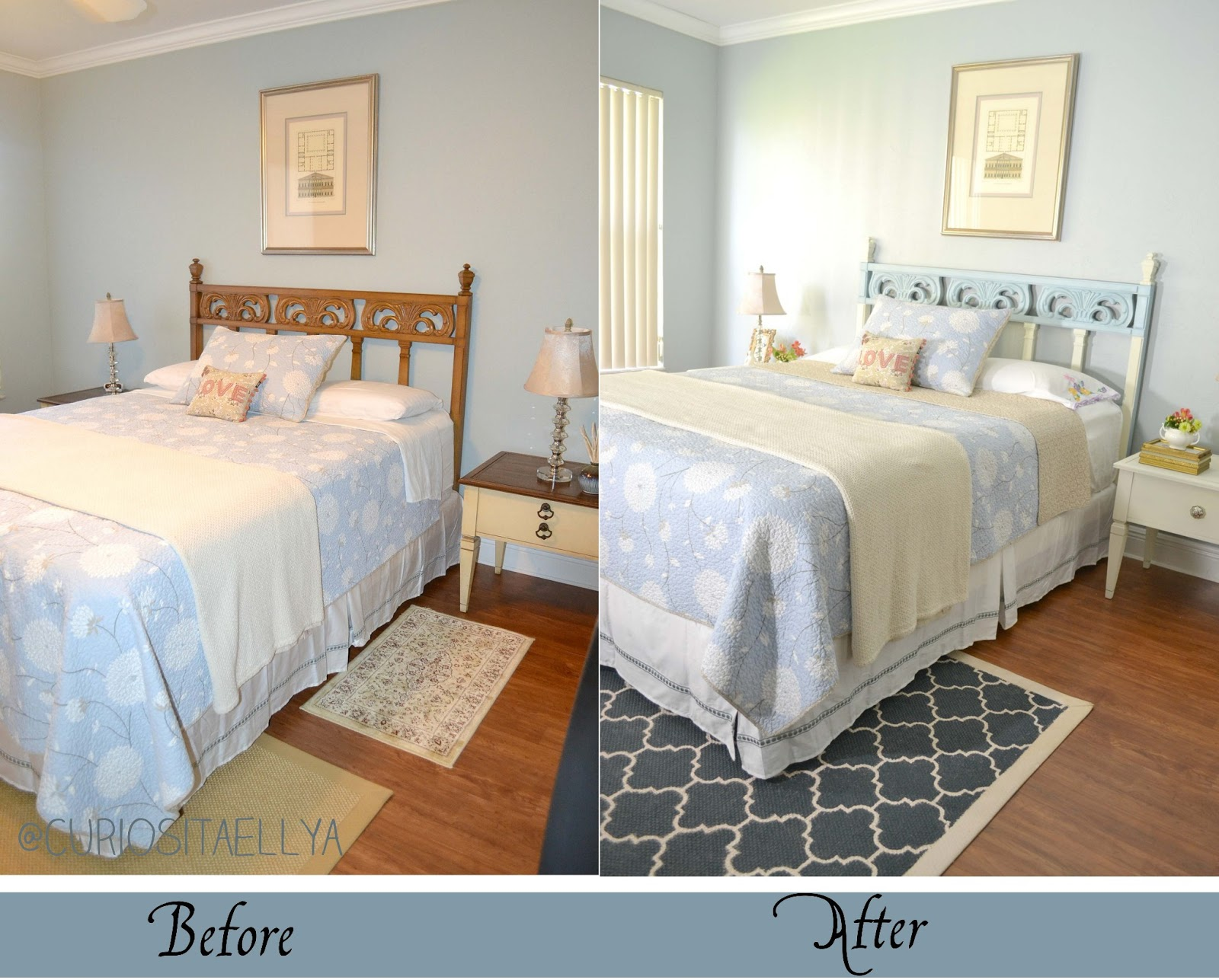 Curiositaellya Guest Bedroom Furniture Makeover
