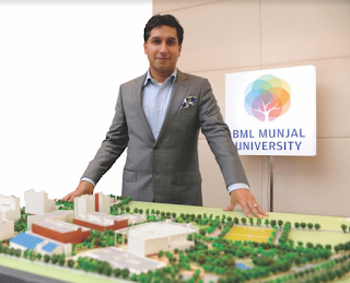 Mr Akshay Munjal, President BML Munjal University