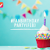 Fan Birthday Party - You and Your friend born in Feb win  Rs1000 voucher