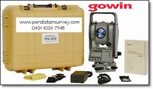 Tips Membeli 1 set  Total Station Gowin tks 202  Original dengan Harga Murah