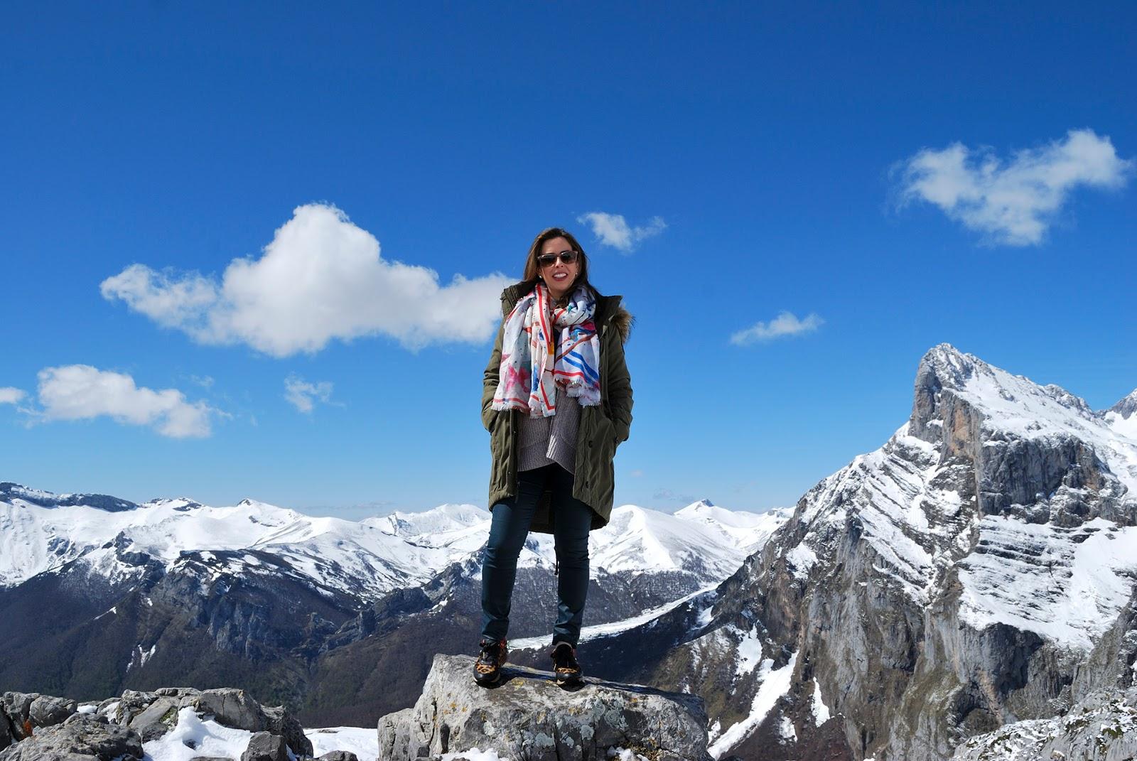 fuente dé cantabria picos europa españa montaña teleferico aerial cable car spain mountain