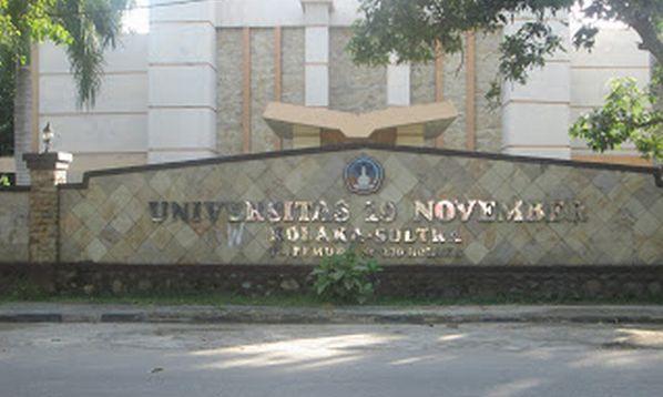 Info Pendaftaran Mahasiswa Baru (USN) Universitas 19 November Kolaka 2018-2019