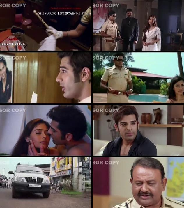 Midsummer Midnight Mumbai M3 2014 Hindi DVDScr XviD