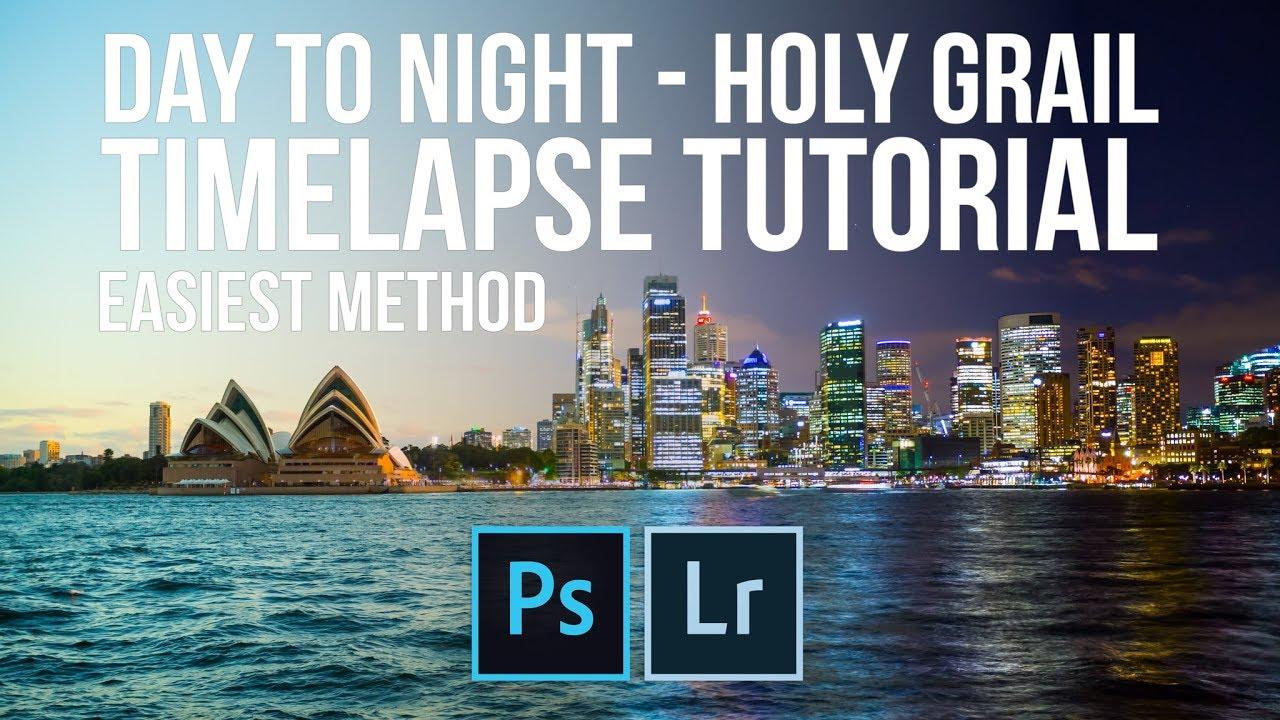 Cheap 'n easy Day to Night Timelapse tutorial (holy grail timelapse tutorial)