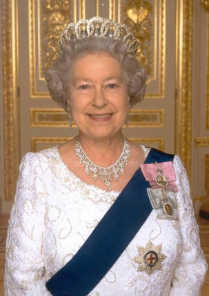 + Her Majesty Queen Elizabeth II +