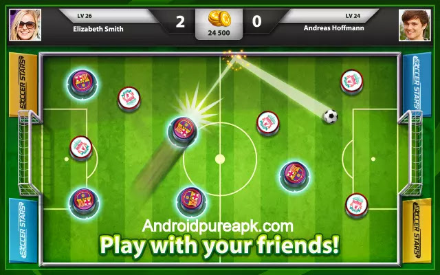 Soccer Stars Full Apk