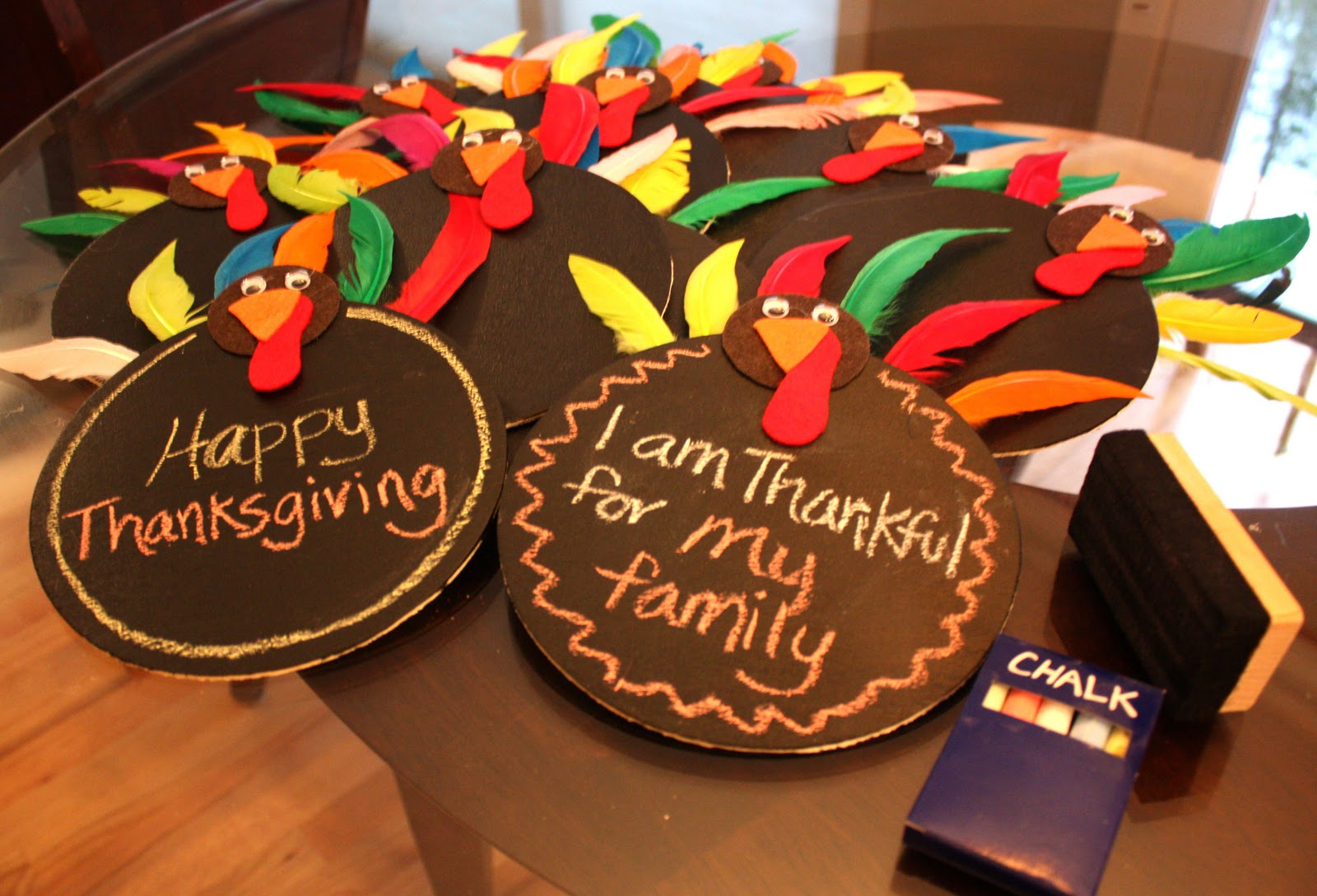 Thanksgiving centerpieces repeat crafter me