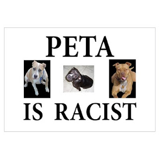 Yep, very disappointing! We never hated you PETA, Thought you were on our side!