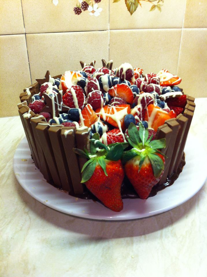 fruit basket cake the sugar strand chocolate fruit basket cake 4389