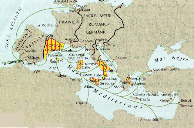 Consulats de Mar segle XIV