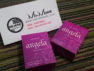 Ready Stock Parfum Angela Parfume Pheromone Untuk Wanita Memikat Pria