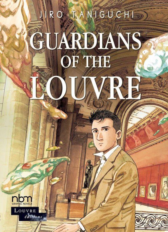 Guardians of the Louvre, By Jiro Taniguchi, Translated by Kumar Sivasubramanian.